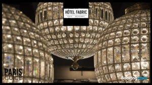 Hôtel Fabric Lustre 300x169 - Hôtel Fabric