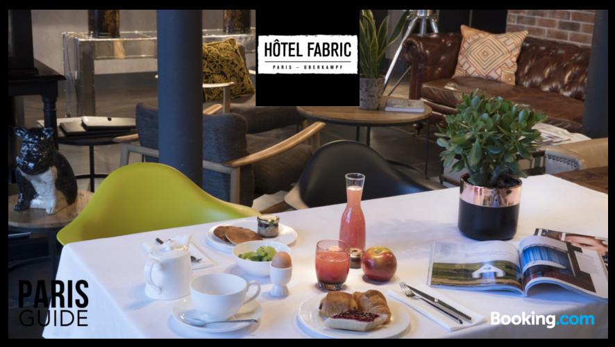 Hôtel Fabric Restaurant - Hôtel Fabric