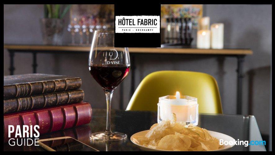 Hôtel Fabric Vin - Hôtel Fabric