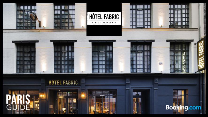 Hôtel Fabric - Hôtel Fabric