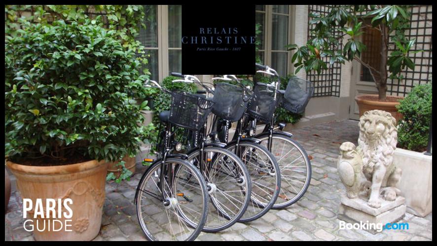 Le Relais Christine Velo - Le Relais Christine