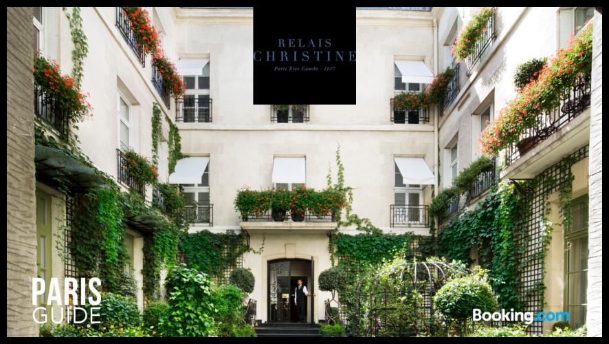 Le Relais Christine - Le Relais Christine