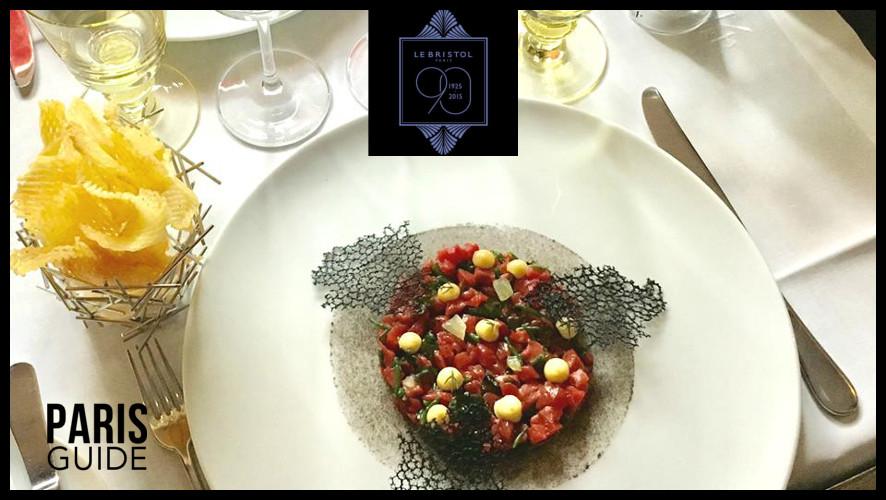 Restaurant Epicure - Paris Guide