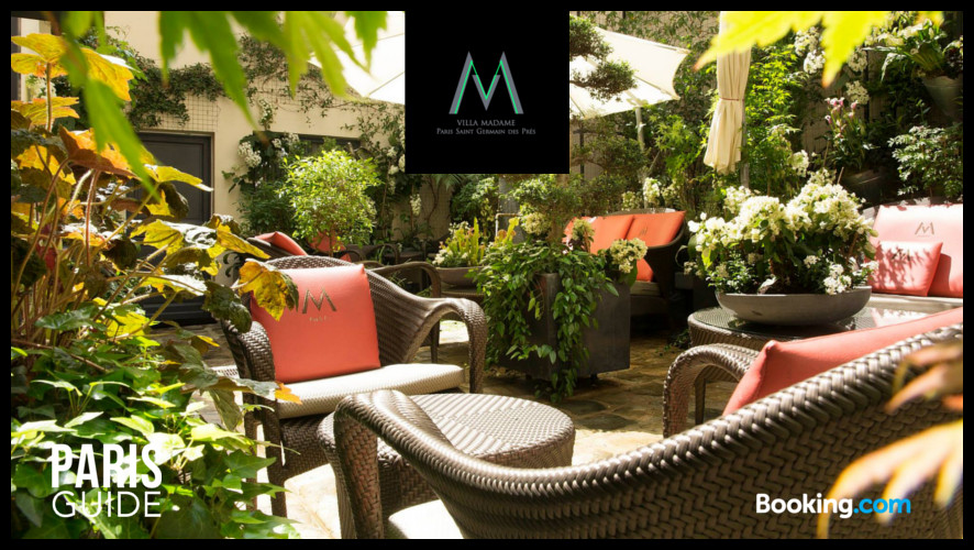 Villa Madame Jardin - Villa Madame