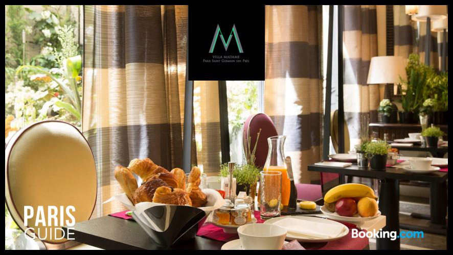 Villa Madame Restaurant - Villa Madame