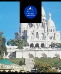 蒙马特的圣心大教堂