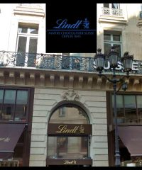 ショップLindt Paris Opera