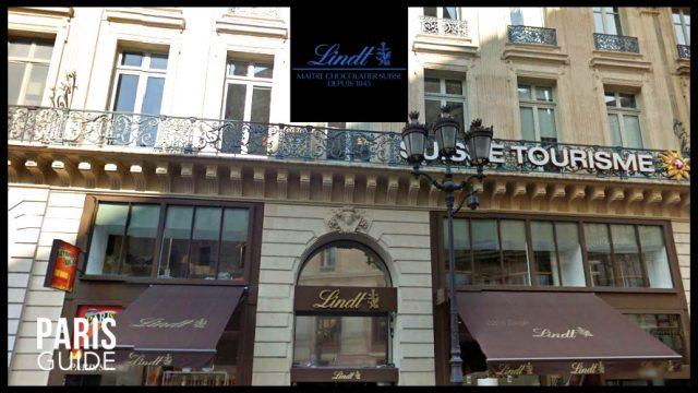购买Lindt Paris Opera