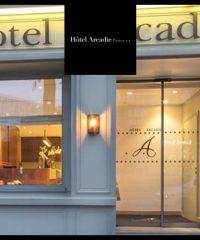ホテルアルカディ