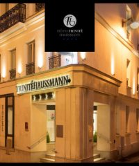 Hôtel Trinité Haussmann