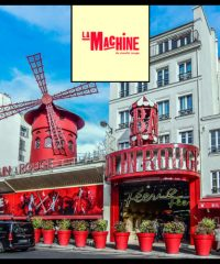 La Machine du Moulin Rouge