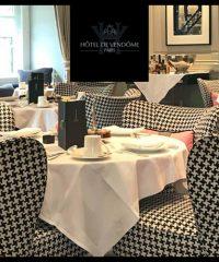 """Restaurant """"Le 1 Place Vendôme"""""""