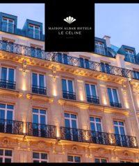 Maison Albar Hotel Париж Селин