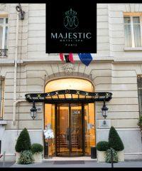 Majestic Hôtel Spa