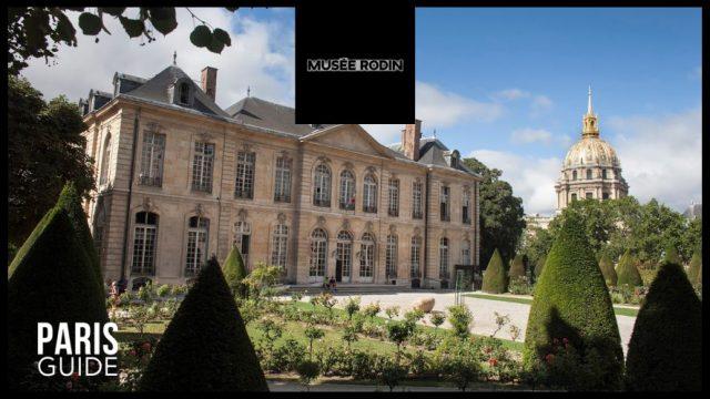 ロダン美術館パリ