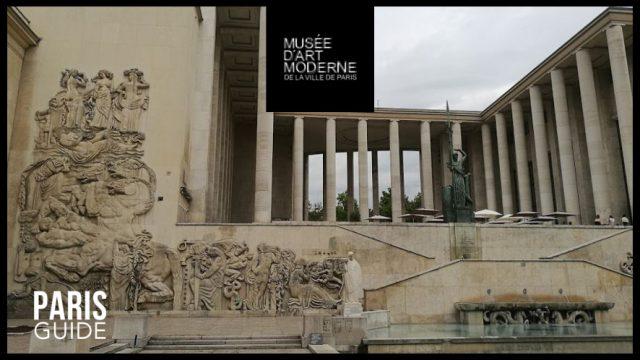 Museo de Arte Moderno de la Ciudad de París.