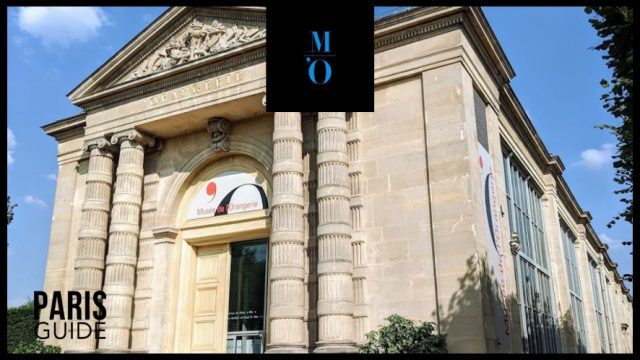 オランジェリー博物館