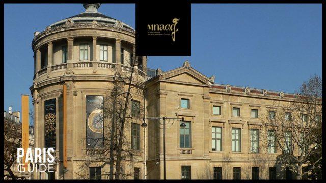 国立アジア美術館-ギメットMNAAG
