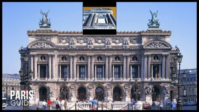 卡尼尔歌剧院(OpéraGarnier)