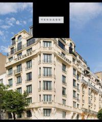 The 7th – Terrass» Hôtel