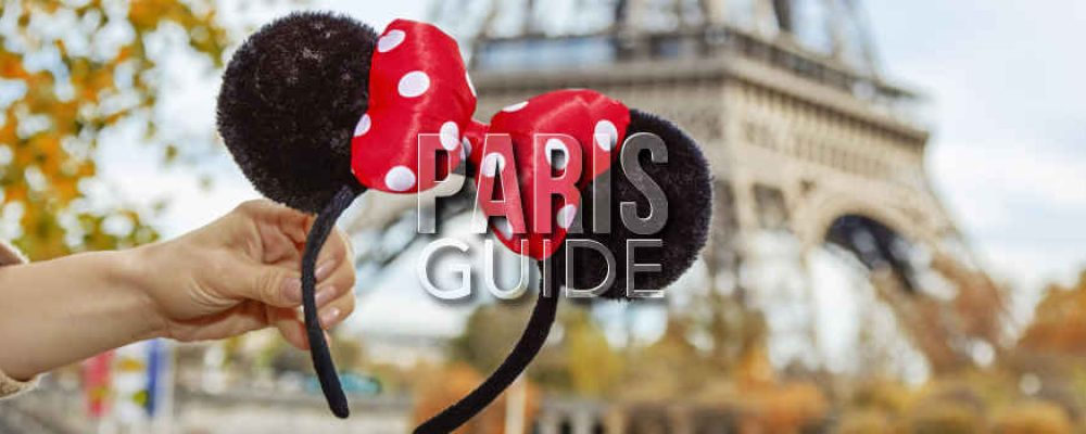 Les plus beaux parcs d'attraction à Paris