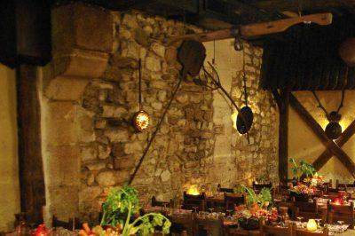 Salle de restaurant Nos Ancêtres les Gaulois