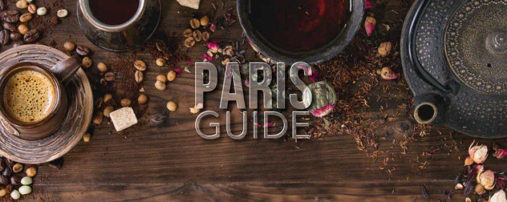 Les meilleurs salons de thé parisiens