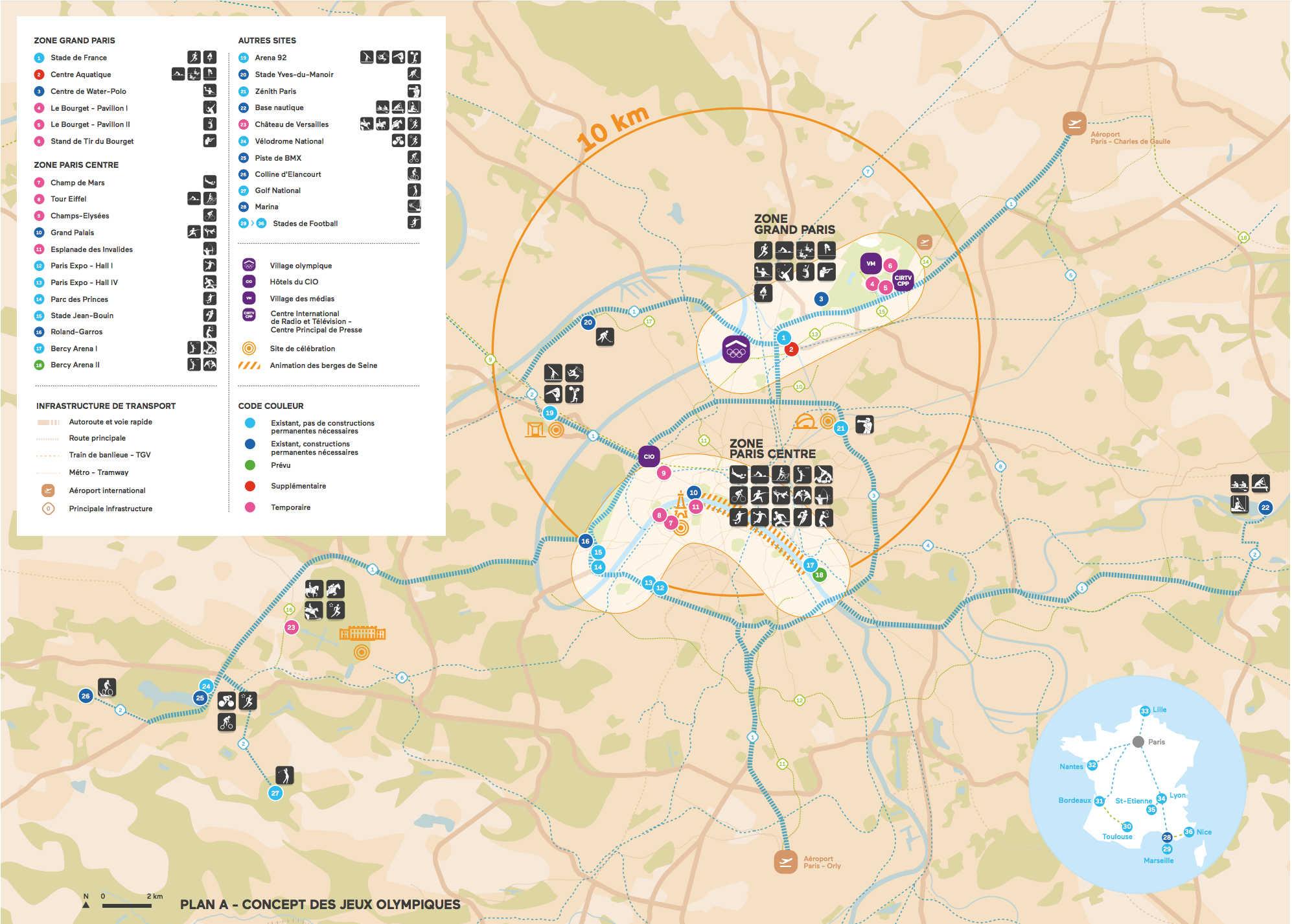 Paris 2024 : Jeux Olympiques