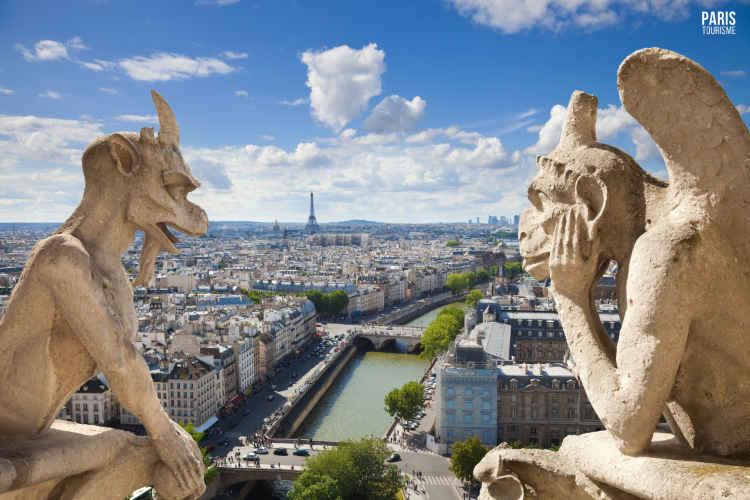 探索巴黎市的历史