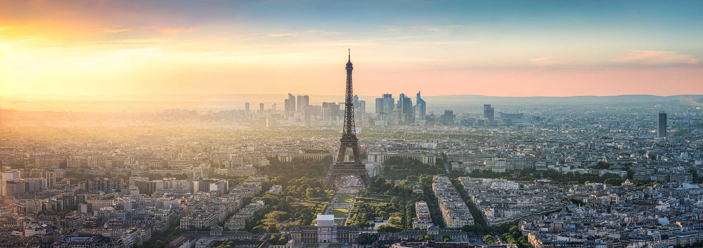 Ville de Paris, France.