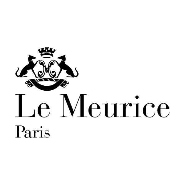 Logo de l'hôtel Meurice, Paris.