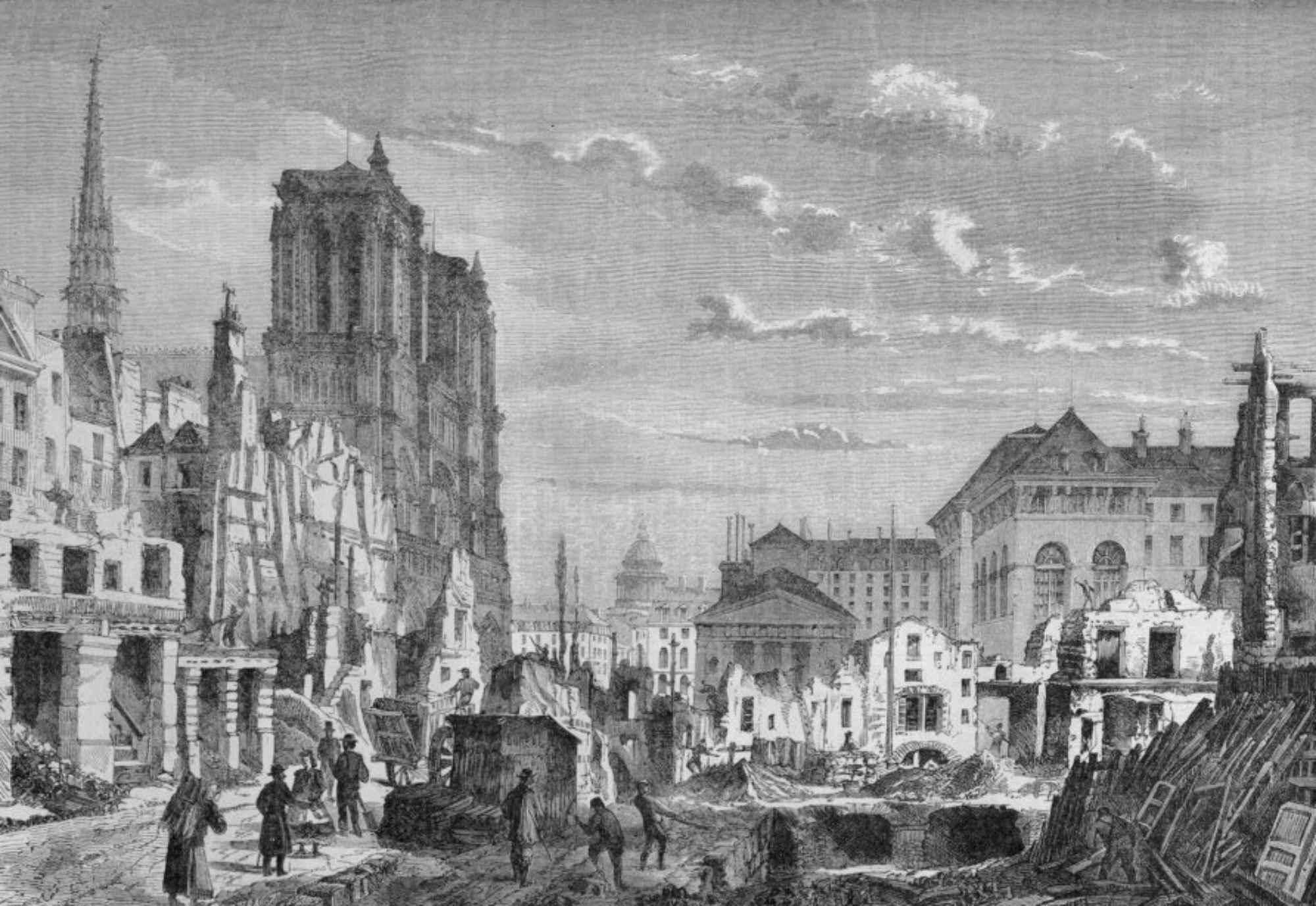 Paris Geschichte